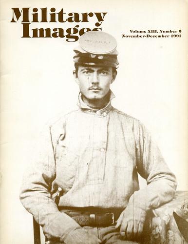 Military Images magazine cover, November/December 1991