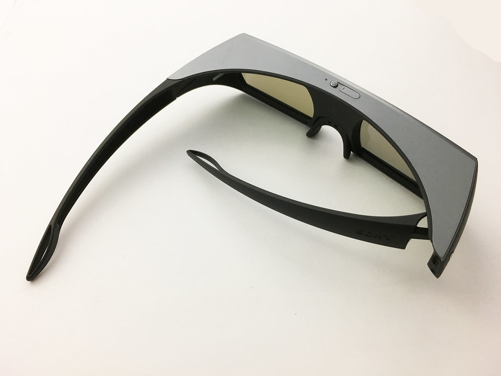 Original Genuine Ps3 Universally Compatible 3d Glasses Cech-zeg1u