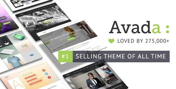 Avada WordPress Theme free download