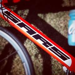 SARS bike? Seriously? #asseenon #IronManBA2017 #avianflu #Iwouldneverridethis #nuts #crazy #notfunny #notfunnyatall