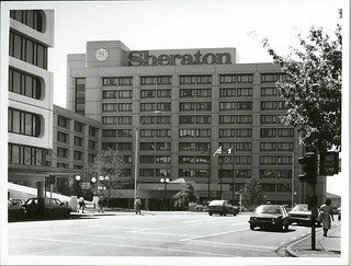 The Sheraton Hotel, Auckland