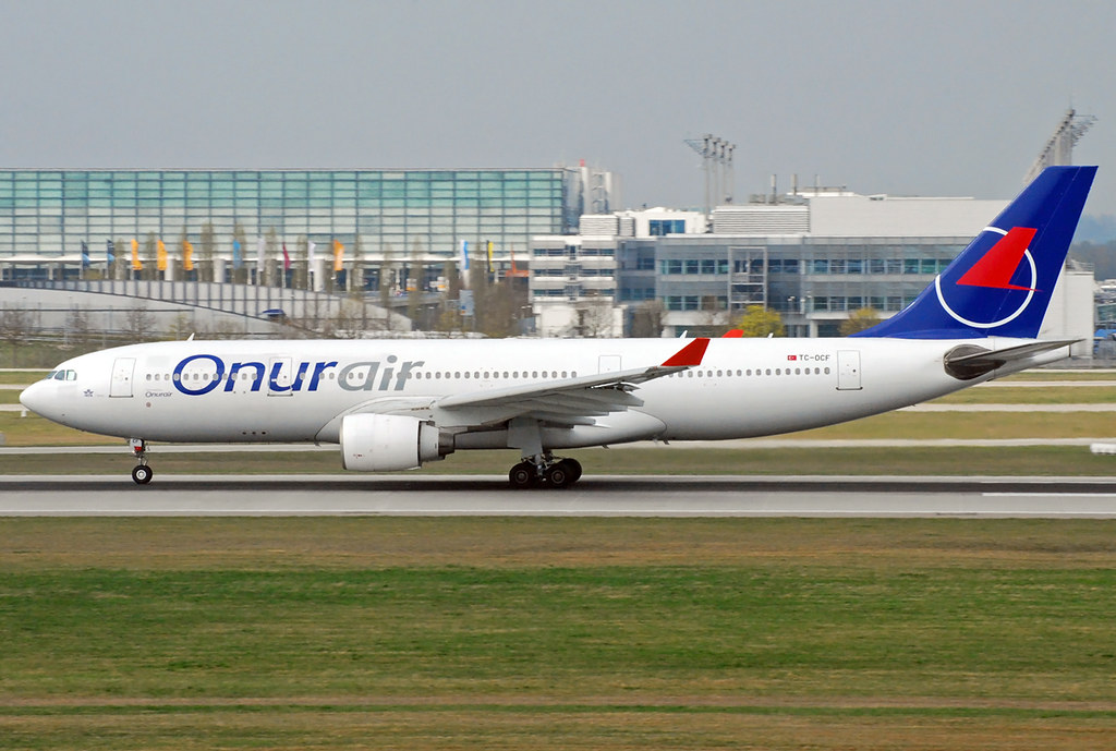 TC-OCF - A332 - Saudi Arabian Airlines