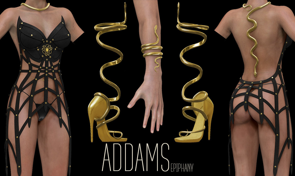 ADDAMS @ Epiphany April - SecondLifeHub.com