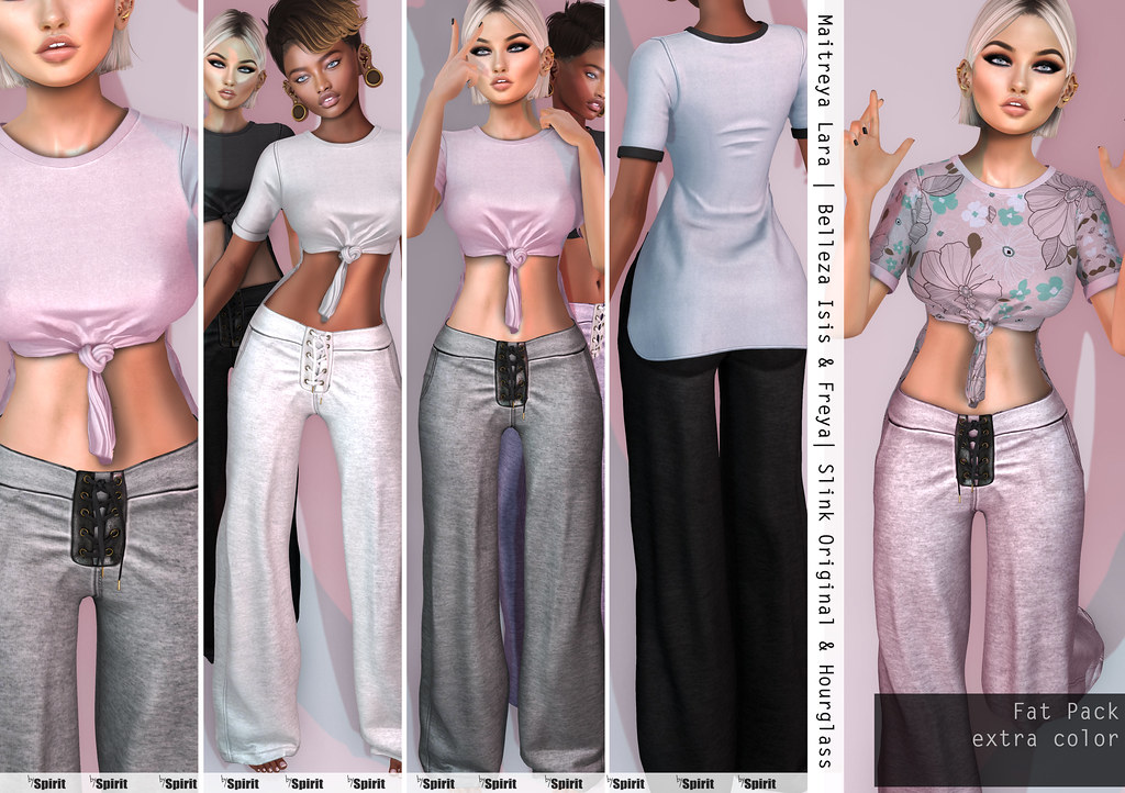 SPIRIT - Chill outfit - SecondLifeHub.com