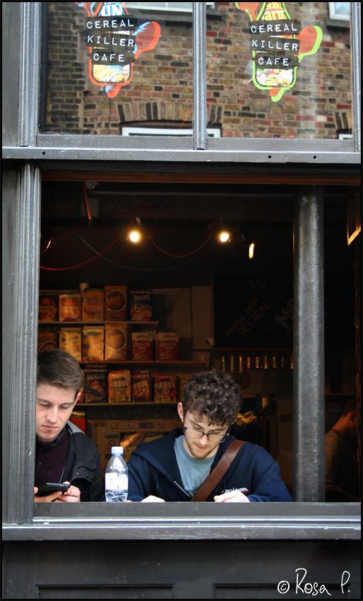 UK - London - Cereal Killer Cafe
