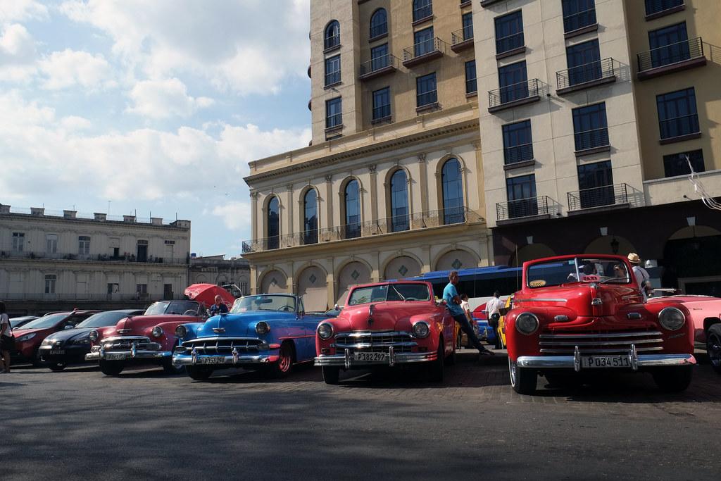 1950's cars in Havana