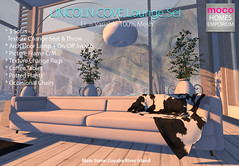LTD Cove Sofa Ad