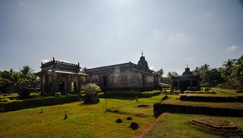 Aghoreshwara Temple complex, Ikkeri