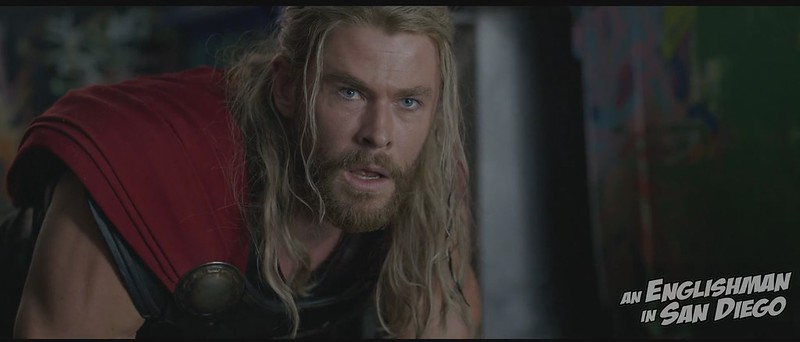 screencap - Thor Ragnarok (teaser 1) 3 (chris hemsworth, thor)