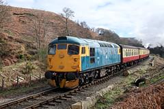 Class 26 Diesel Locomotive