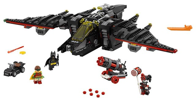 70916 The Batwing 2