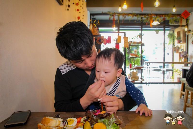 彰化乾燥花餐廳 049