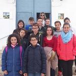 Año 2017 - Visita colegio Virrey Poveda - 6º Primaria