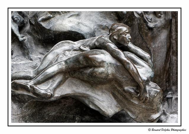 La Porte de l' Enfer - Rodin
