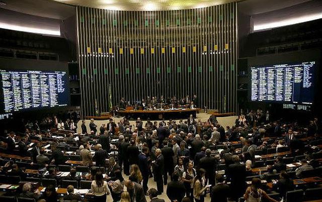 La Cámara de Diputados de Brasil aprobó ayer un proyecto de reforma laboral - Créditos: Wilson Dias/Agência Brasil