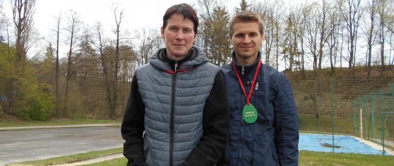 Steiner v Olešnici bezpečně zvítězil, přestože před cílem zabloudil