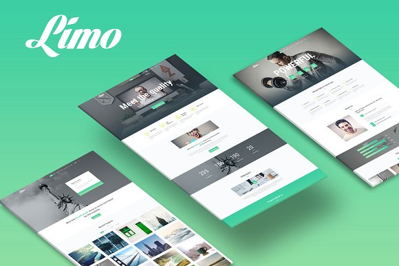 Limo v1.3 - Multi-purpose WordPress Theme