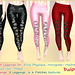 *{ SeVered GarDeN }* PAIGE Leggings # A