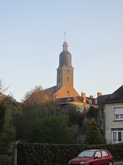 Church tower, Putanges-Pont-Écrepin