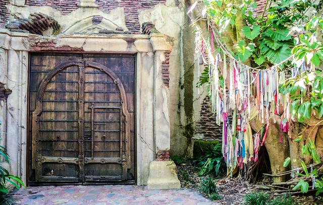 Maharajah door