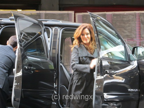 Star: Mary McDonnell