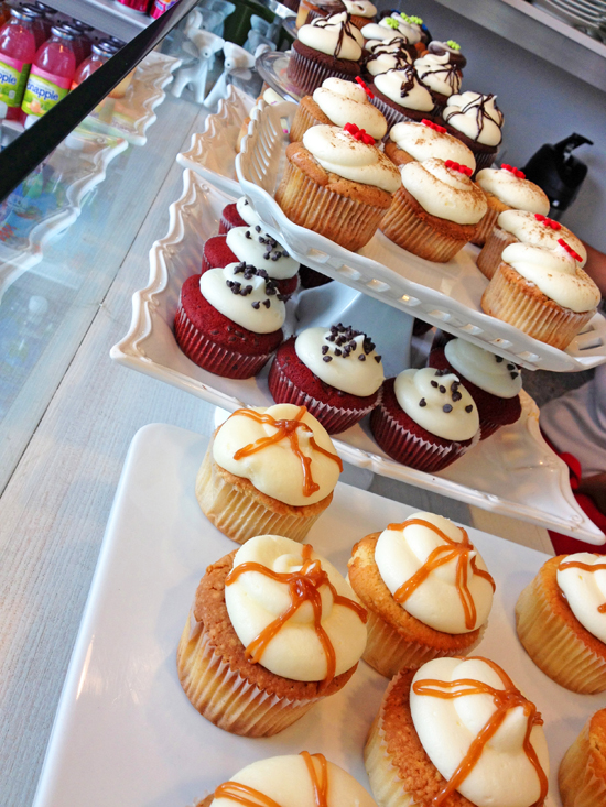 Vanille Cupcakes Shop