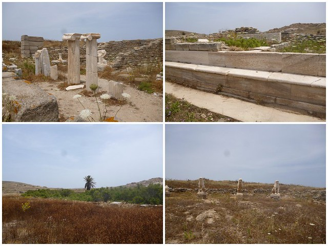 Delos was Apollo's birthplace