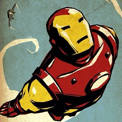 Iron Man! #comicbooks