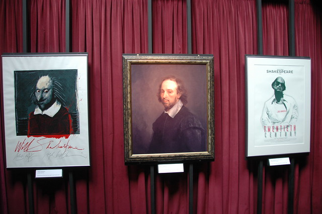 William Shakespeare Depictions