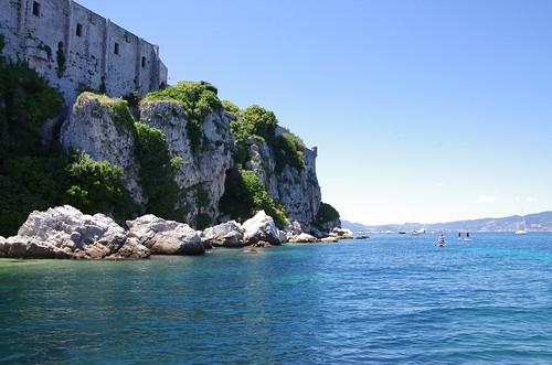 Rando Stand Up Paddle aux iles de Lérins