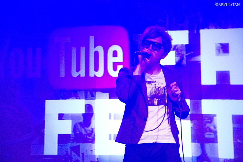 YouTube Fanfest 2013 Singapore