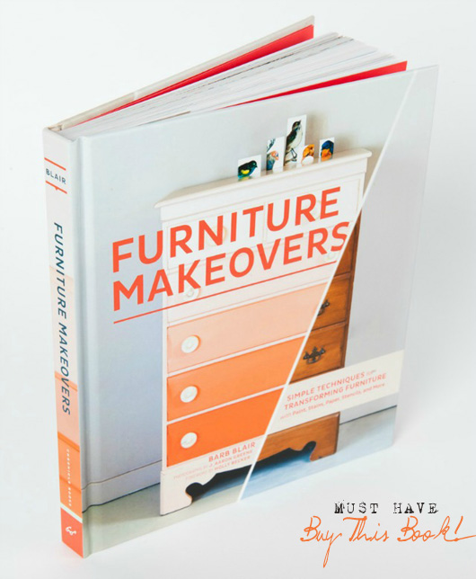 Book Review: Furniture Makeovers By Barb Blair