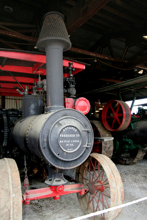 Antique Steam & Gas Museum (19)