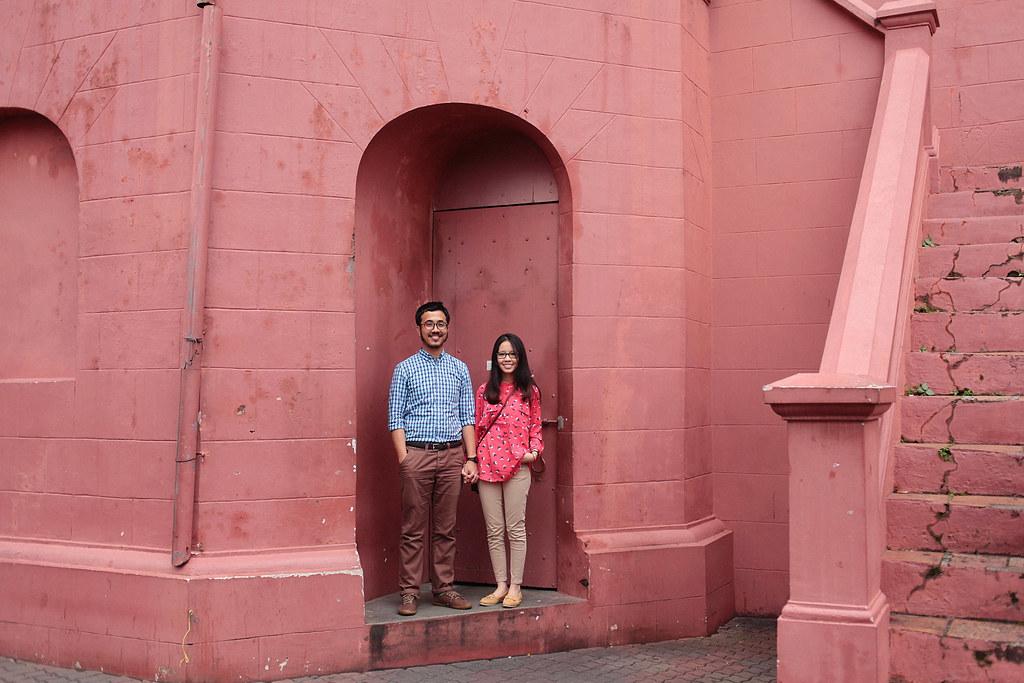 Zahirah + irman-016