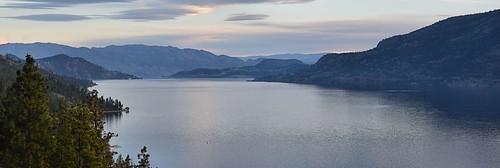 sunset canada reflections landscape britishcolumbia kelowna okanaganlake nikond7000 nikkor18to200mmvrlens
