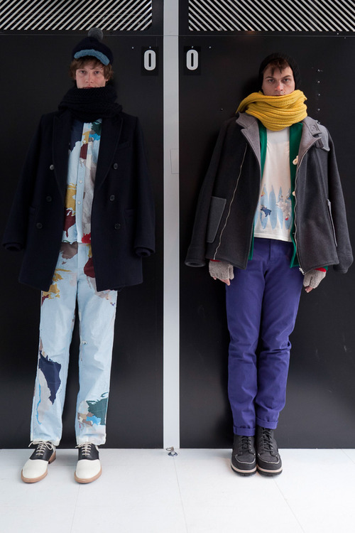 Matthew Hitt0098_BAND OF OUTSIDERS AW13-14(Fashionsnap)
