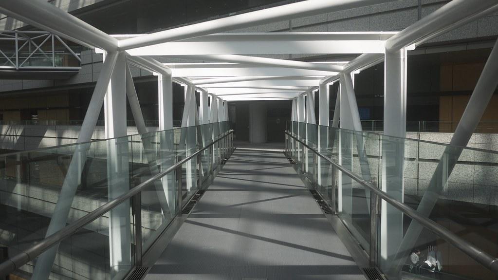 Suspended Walkway