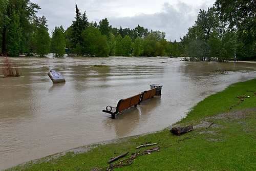 Calgary Alberta, Flood of 2013
