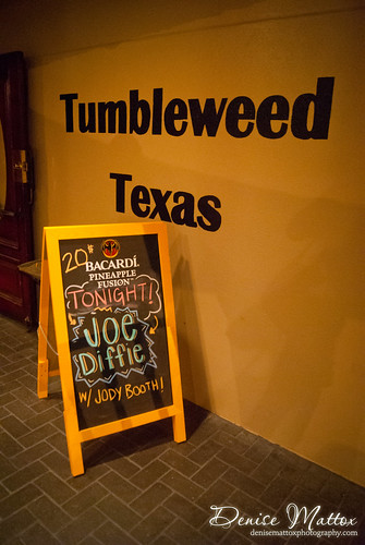 Joe Diffie at Tumbleweed Texas