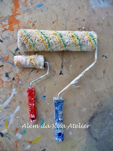 Como pintar azulejos - Faça você mesmo
