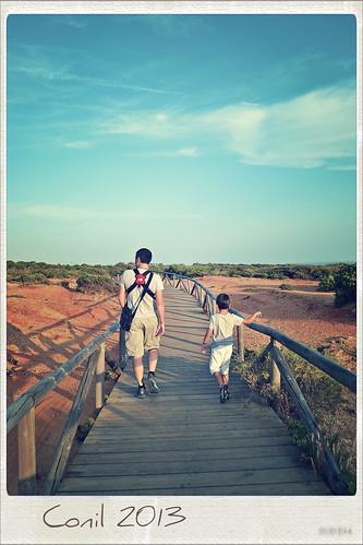 De caminito al faro by 365Pinkphotos