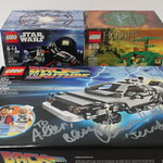 The LEGO Booth Haul