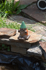 Fischer the Fishing Gnome