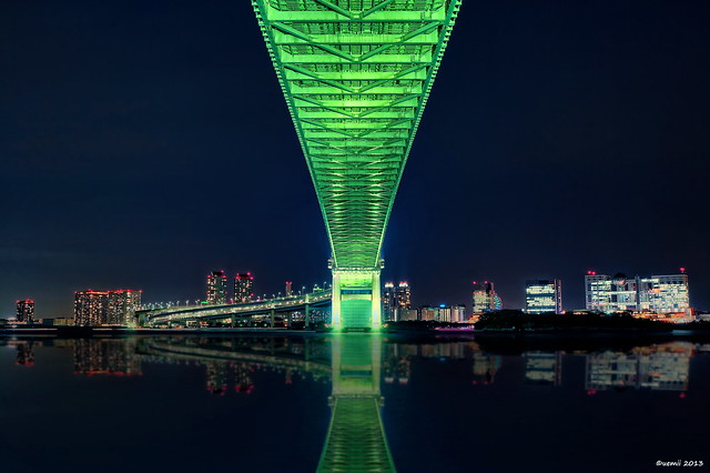 HDR Photo: Rainbow Bridge