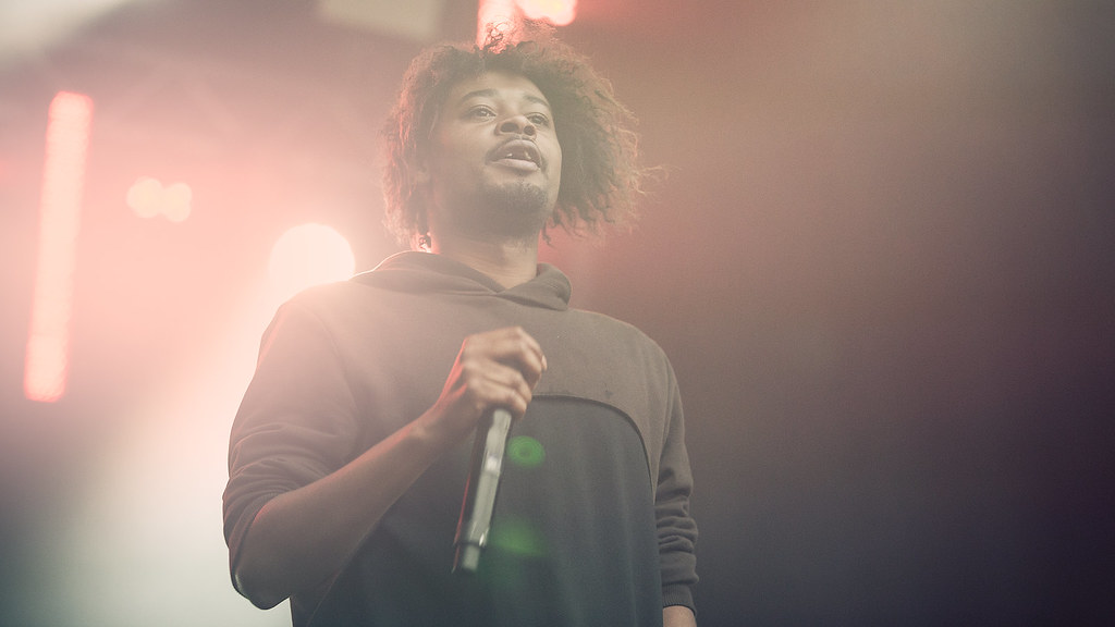 Danny Brown - Øyafestivalen 2013