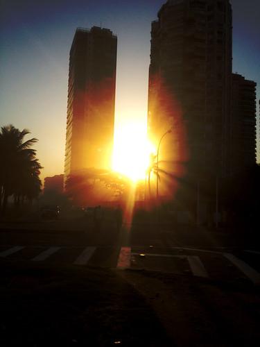 Building sun