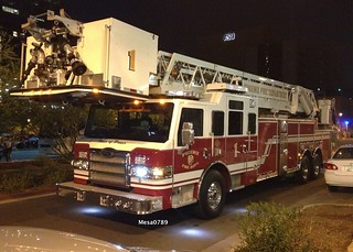 Phoenix Fire Dept, L1, Arizona