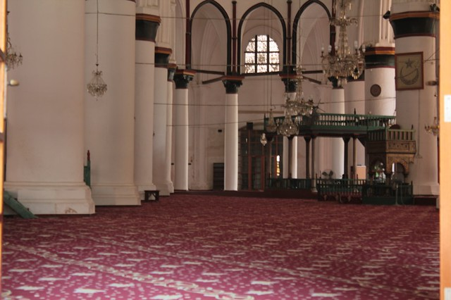 Lefkosia: la grande moschea