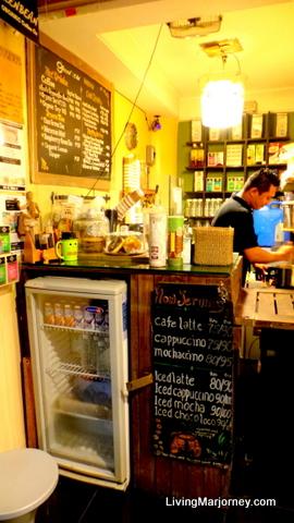 Green Bean Coffee, CHBC Building in St. Luke's Medical Center, Quezon City (Kiosk)