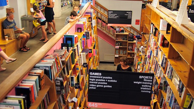 Powell's City of Books | Portland, Oregon